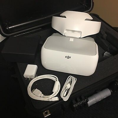 DJI Goggles G1S 1080p HD Drone Goggles With hard Case