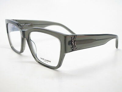New Authentic Saint Laurent SL M20 008 Green Eyeglasses 54mm
