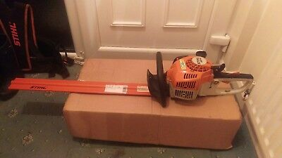 """STIHL HS45 600mm/24"""" HEDGE TRIMMER IN GOOD WORKING ORDER JUST SERVICED"""