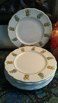 June Garden by Royal Cauldon - Dinner Plate -