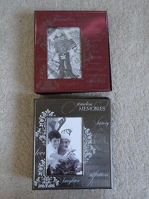 2 x Slip in Photo Albums, New (not sealed, no tags) each holds 72, 6x4 photos