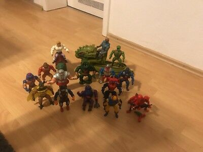 masters of the universe He-man Sammlung