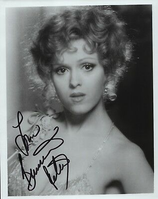 "BERNADETTE PETERS Hand Signed Autographed 8x10"" Photo w/COA - THE JERK"