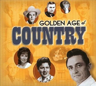 The Golden Age of Country - Time Life 10 CD Set 158 Songs 2015 Music GREAT GIFT!