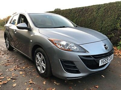 2009 59 Mazda Ts3 Diesel Lovely Car Throughout
