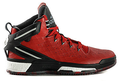 d82a71486cd1 ADIDAS D ROSE 6 Boost Men s Basketball Boots Trainers Uk Size 16 ...