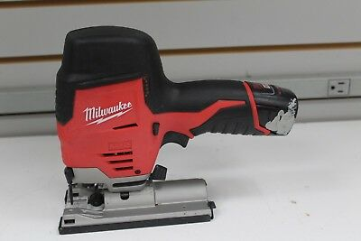 Milwaukee 2445-20 M12 12-Volt High Performance Jig Saw with Battery