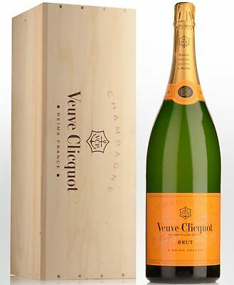 Veuve Clicquot Yellow Label Champagne Jeroboam (3000ml)