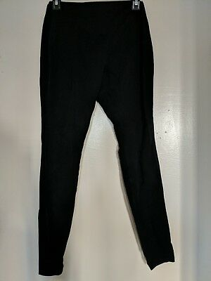 Preowned Old Navy Black Maternity Leggings Size Small