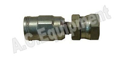 "Hose fitting Reusable 3/8"" Hydraulic High Pressure Hose-Spitwater-Gerni-Karcher"