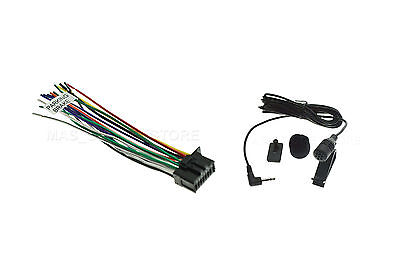 Wire Harness Microphone For Pioneer Avh P3200bt Avhp3200bt Ships