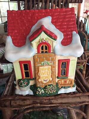 Mary Engelbreit -  Home Sweet Home Cookie Jar