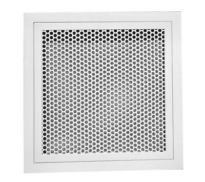 Perforated Metal Grille  Model: PMG-F Neck Size:260x260   Face Size 300 x 300