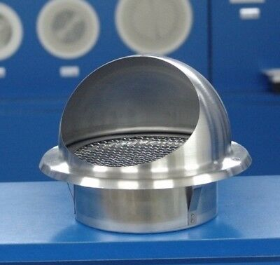Stainless Steel Dome Diffuser 150mm  Model:VLB150