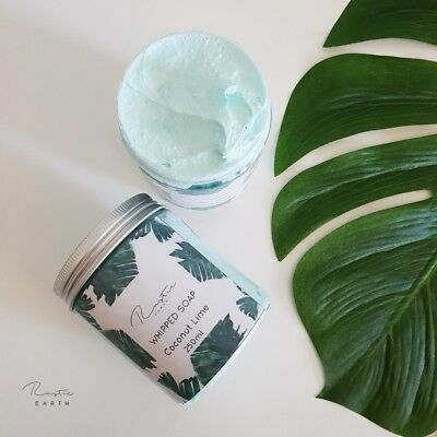 Whipped Soap - Coconut Lime