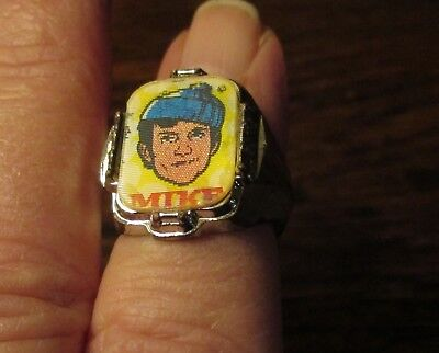 Mike From The Monkees Collectible Vari Vue Flicker Ring