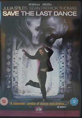 Save The Last Dance (DVD, 2013)