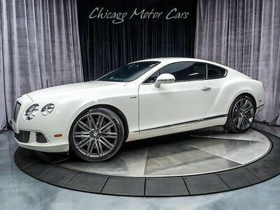 2014 Continental GT Speed Coupe