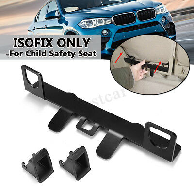 Universal Car Child Seat Restraint Anchor Mounting Kit ISOFIX Belt Connector B