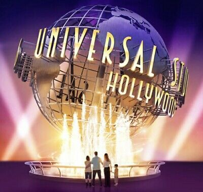 Universal Studios HOLLYWOOD 9 MONTH Season PASS Tickets SAVE Promo ONLY $119