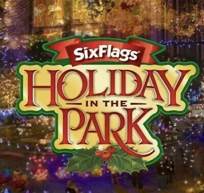 Six Flags America Washington Tickets Promo Saving Discount Holiday In The Park!
