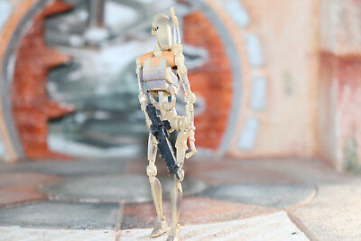 Engineer Battle Droid Battlefront Star Wars the Legacy Collection 2009