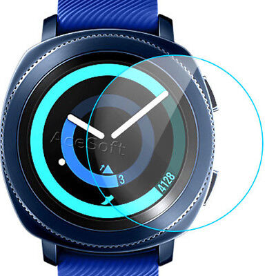 Clear Anti-Shatter Tempered Glass Screen Protector for Samsung Galaxy Watch 42mm