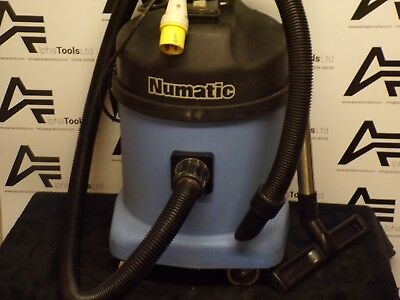 Numatic Industrial Wet/dry Hoover, 110V Lead, With Attachments