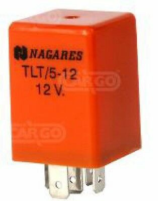 High Performance Relay Switch For Peugeot Heated Rear Window 160570 Cargo