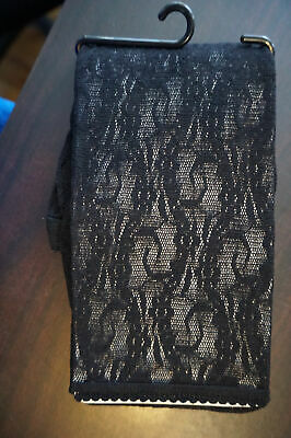 3/4 Length Lace Footless Tights