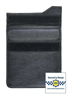 Disklabs Leather Executive Key Shield (KS1E) Faraday Bag for Keyless Car Fob - B