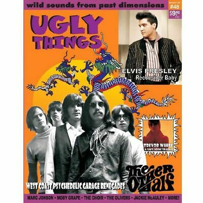 Ugly Things Magazine Issue #48