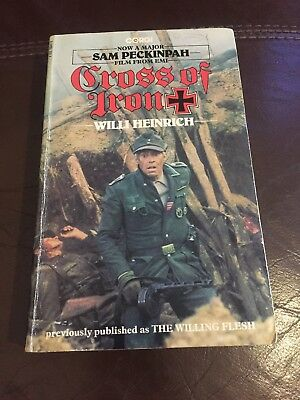 Cross Of Iron Paperback Book