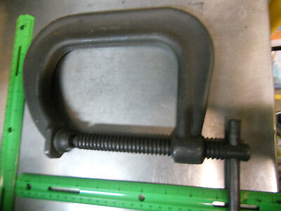 78-304 Drop Forged C-Clamp - Model : 78-304