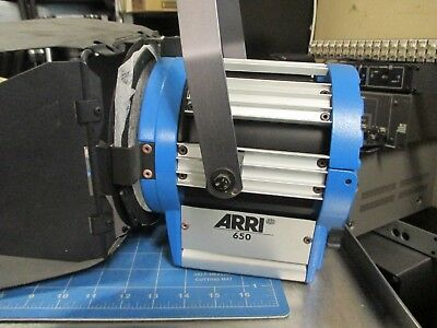 ARRI 650 Tungsten Light 120v Works Great Very Nice