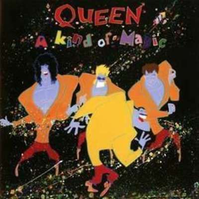 A Kind Of Magic - Queen 2 CD Set Sealed ! New !