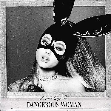 Dangerous Woman - Grande Ariana CD Sealed ! New !