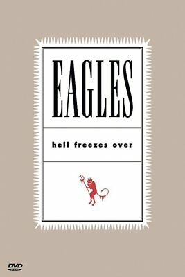 Hell Freezes Over - Eagles DVD Sealed ! New !
