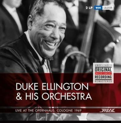 Duke Ellington-1969 Köln von Duke Ellington & His Orchestra (2016) STILL SEALED