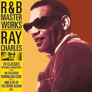 R&B Master Works von Ray Charles (2014) STILL SEALED