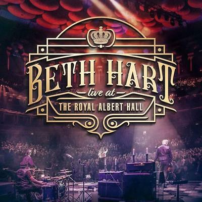 BETH HART LIVE AT THE ROYAL ALBERT HALL 2 CD (Released November 30th 2018)