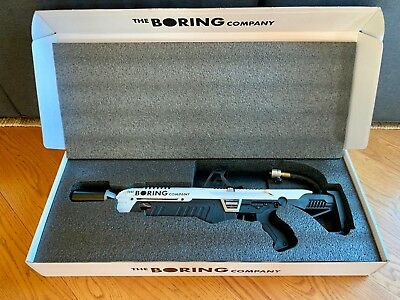 The Boring Company Not-A-Flamethrower 🔥 UNOPENED BRAND NEW