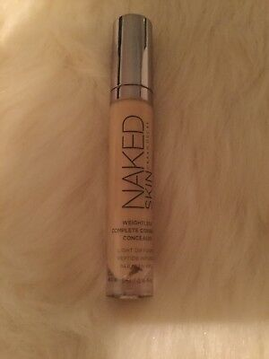 Urban Decay Naked Skin Weightless Complete Concealer
