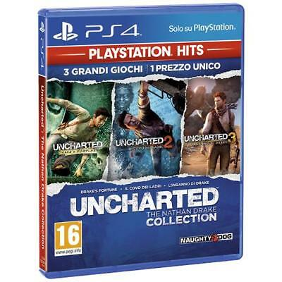 SONY PS4 - Uncharted Collection PS HITS