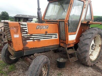 Fiat 680 Tractor 2wd /Ford New Holland