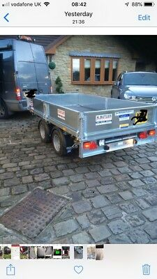 Ifor Williams Trailer Lm 105 Kit Ramps Included Loading Legs