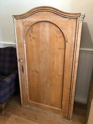 Beautiful Old pine Armoire