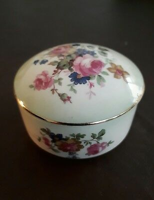 Royal Worcester palissy pot