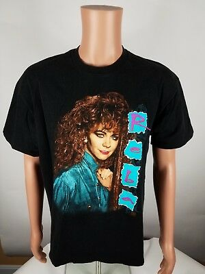 Vintage Reba Mcentire 1993 It's Your Call Xl T Shirt Fits Like Large?