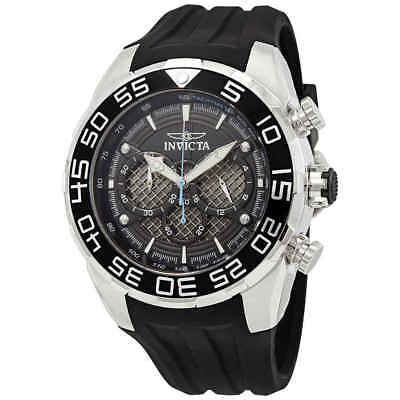 Invicta Speedway Chronograph Black Dial Men's Watch 26314